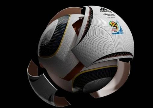 la pelota del mundial 2010