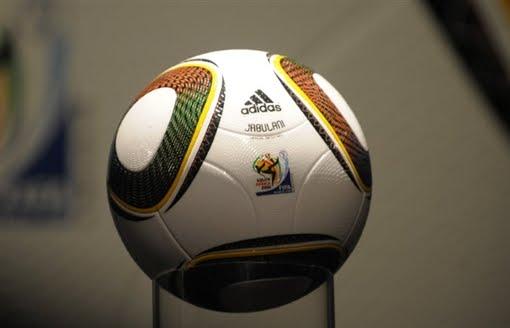 pelota jabulani mundial sudafrica 2010